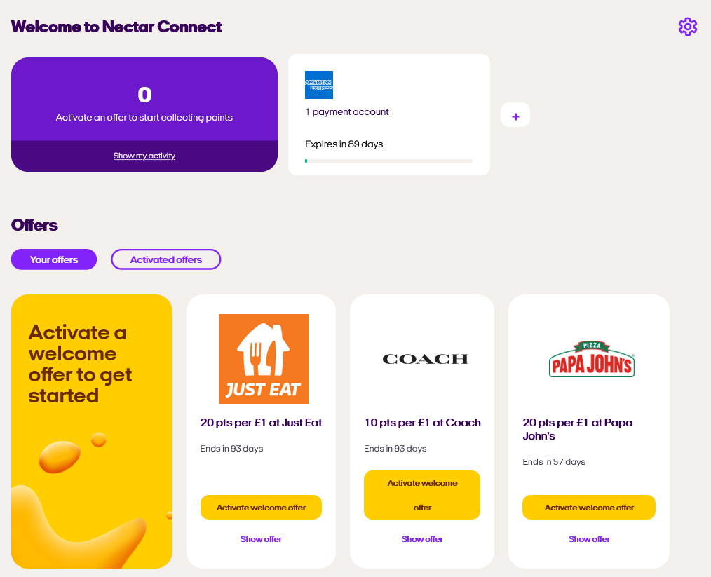 Nectar Connect offers