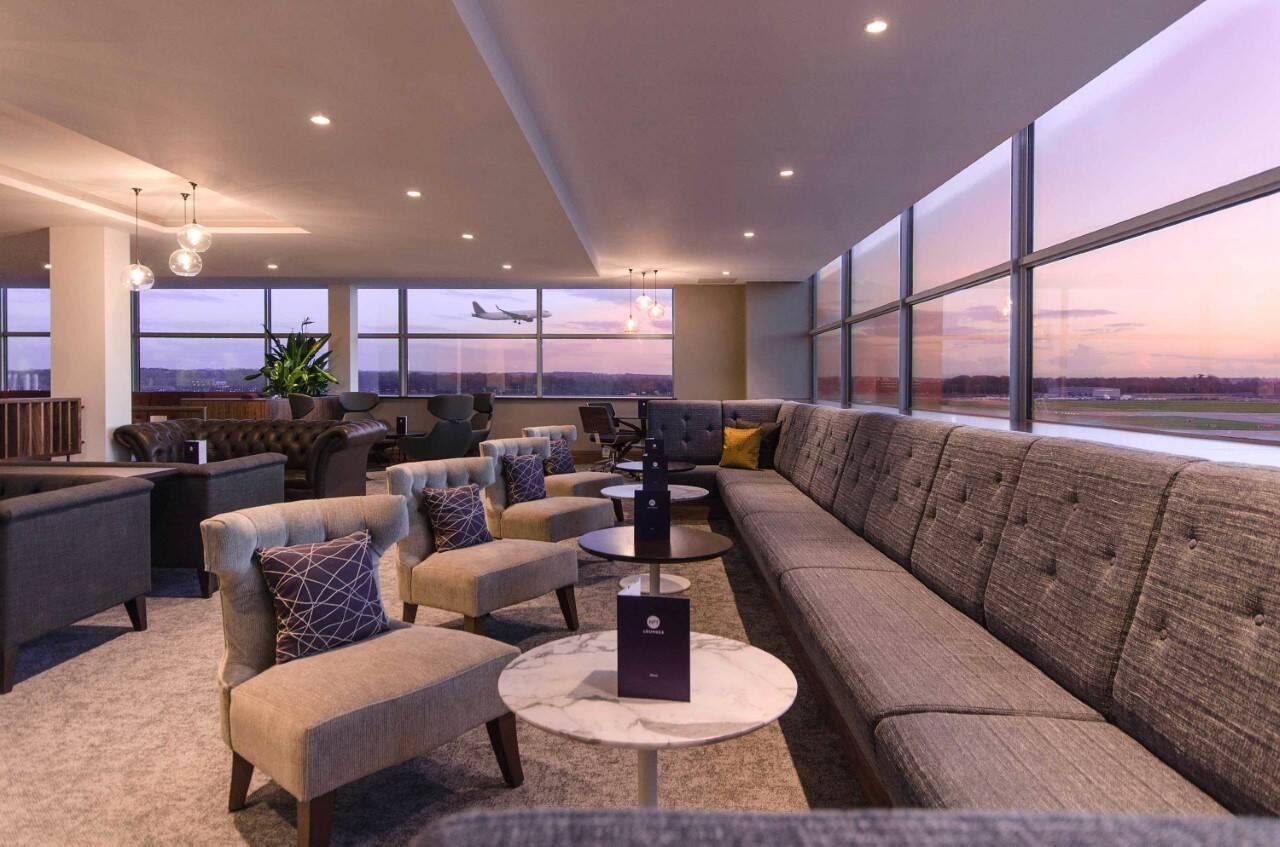 No1 Lounge Gatwick Airport