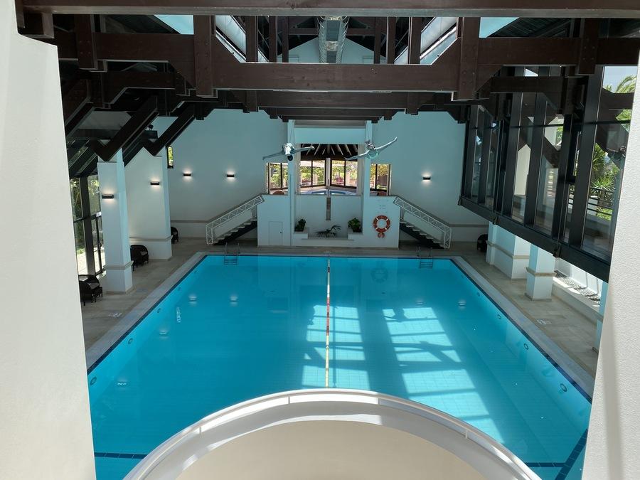 Pine Cliffs indoor pool