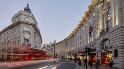 Save £20 when you spend £120 on Regent Street with American Express