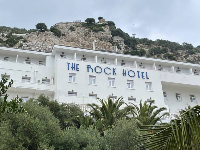 The Rock hotel Gibraltar compared