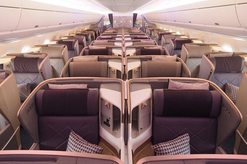 Singapore Airlines launches Copenhagen to Rome