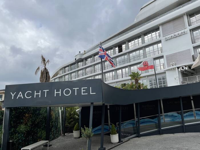 Sunborn Yacht Hotel Gibraltar review