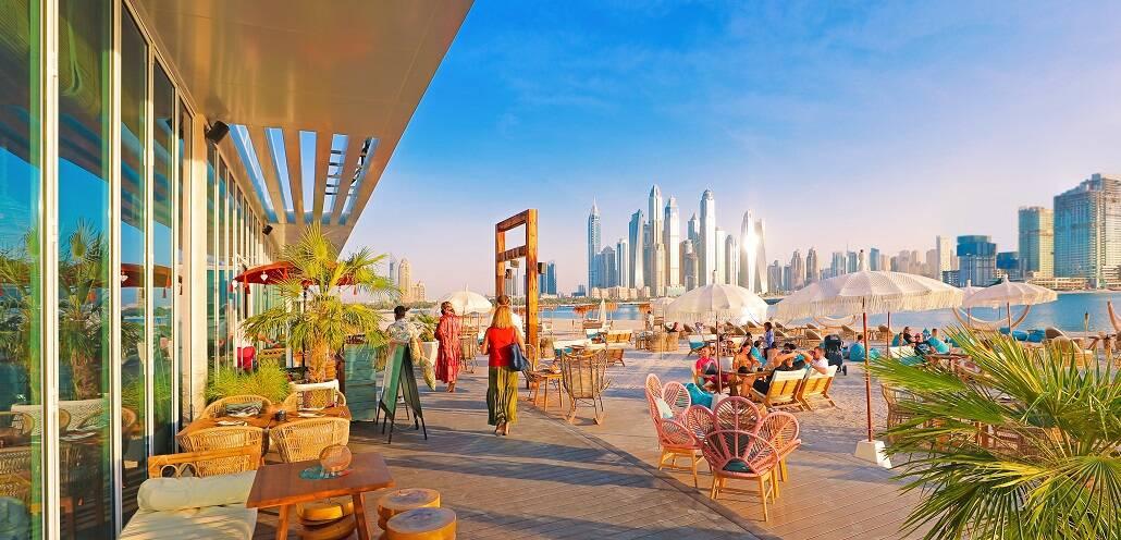 voco Dubai Palm Jumeirah at Palm West Beach