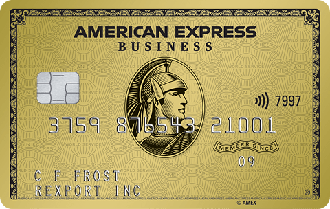 American Express Business Gold benefits