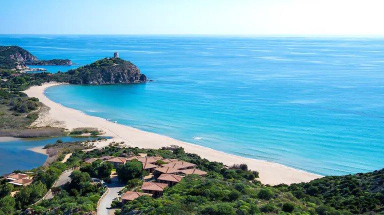 Hilton Curio Baia di Chia Sardinia