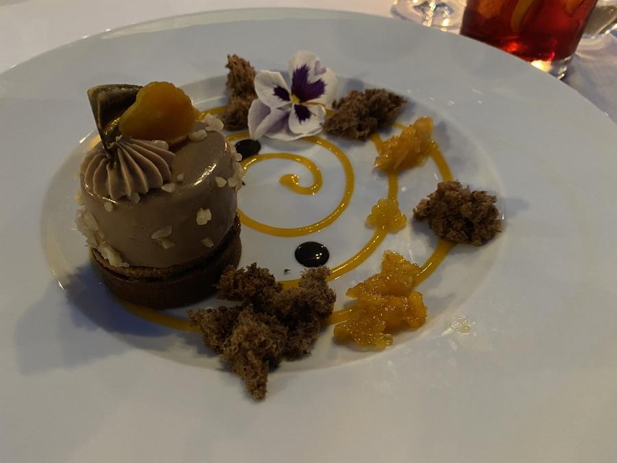 Castillo Hotel Son Vida dessert