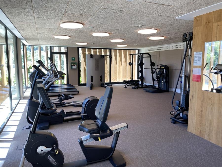 Castillo Hotel Son Vida gym