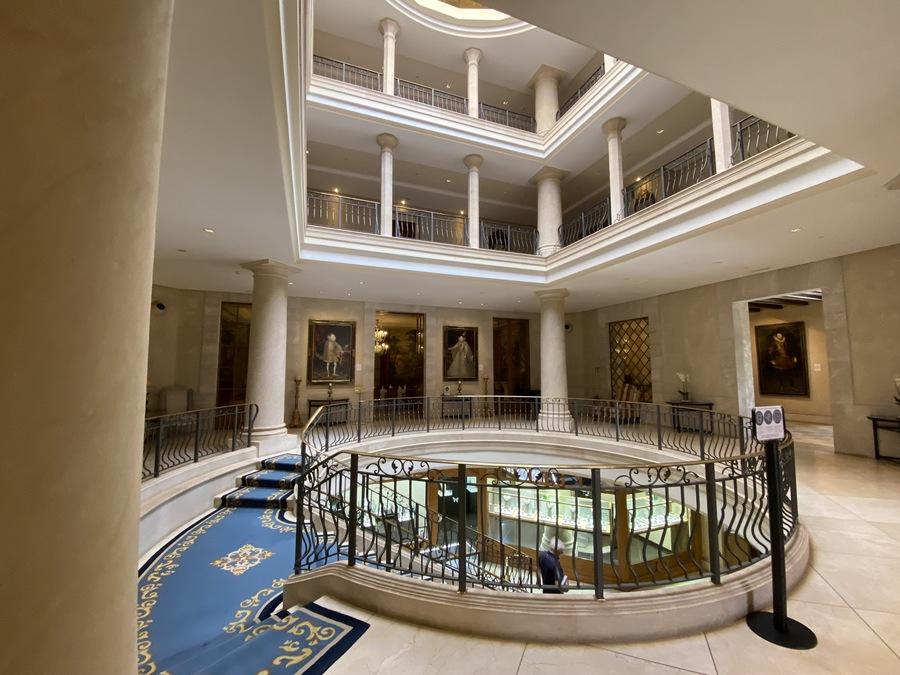 Castillo Hotel Son Vida lobby