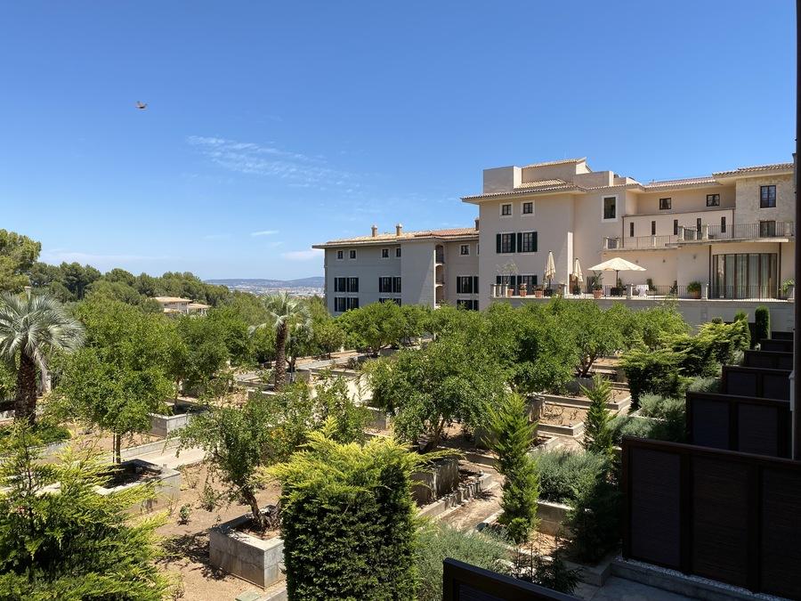Castillo Hotel Son Vida resort view