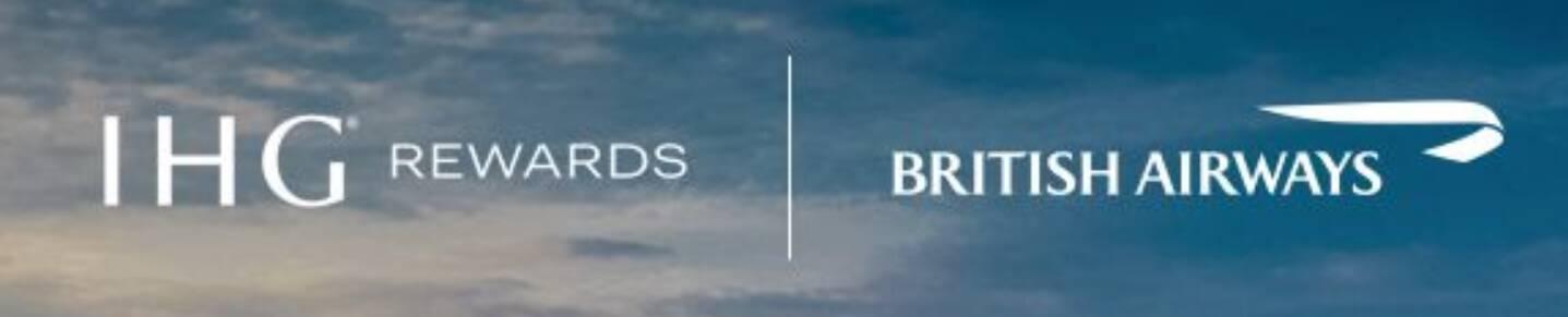 IHG hotels Avios promotion