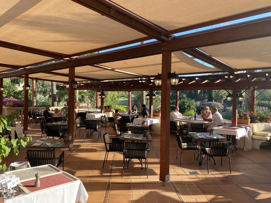Sheraton Mallorca Arabella Es Carbo terrace