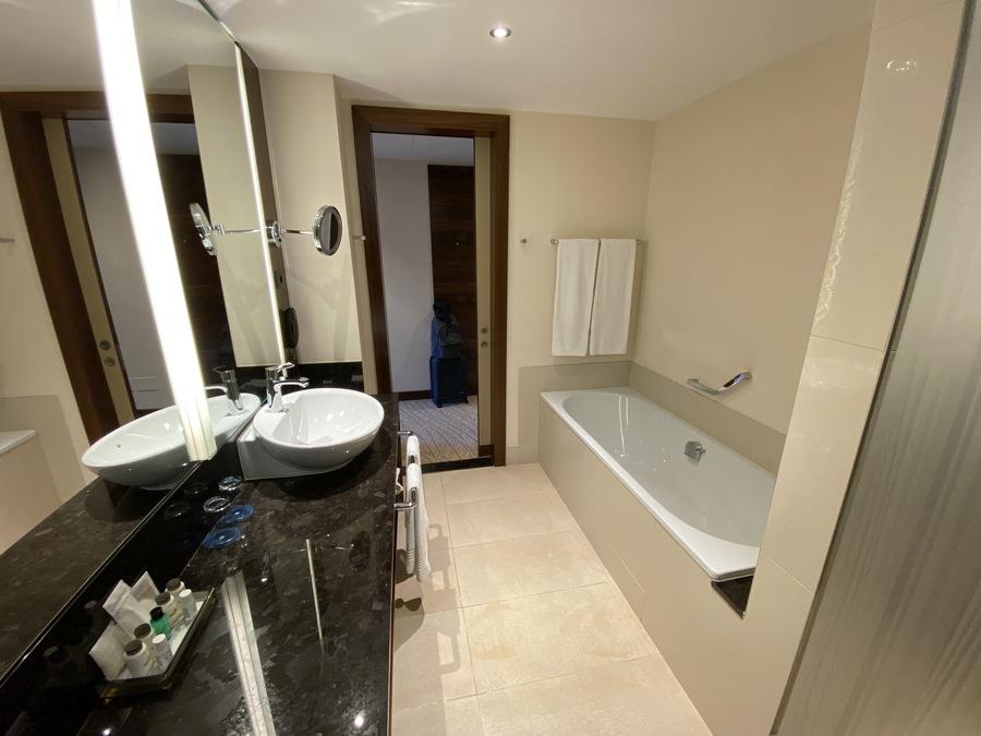 Sheraton Mallorca Arabella bathroom 2