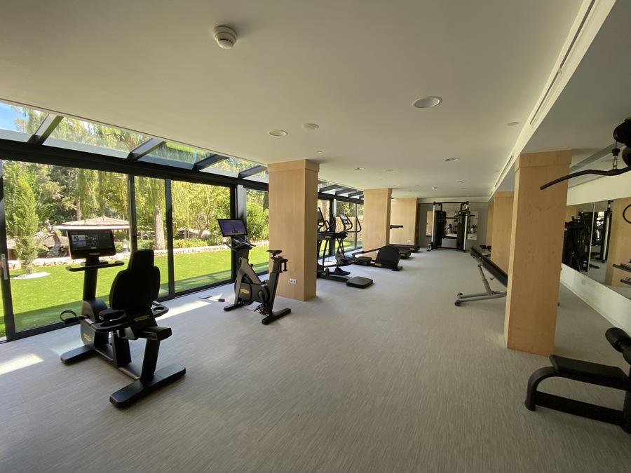 Sheraton Mallorca Arabella gym