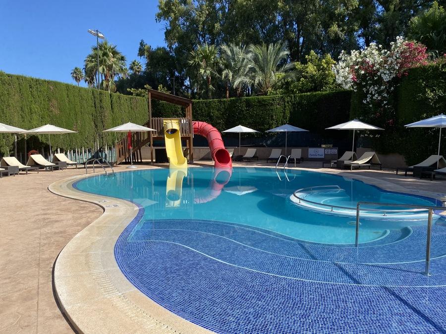 Sheraton Mallorca Arabella kids pool 2