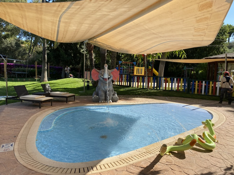Sheraton Mallorca Arabella kids pool