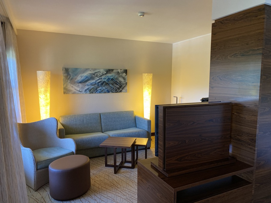 Sheraton Mallorca Arabella living room