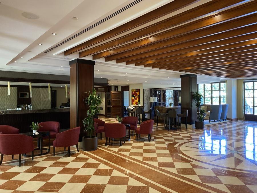 Sheraton Mallorca Arabella lobby
