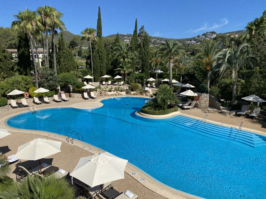 Sheraton Mallorca Arabella pool