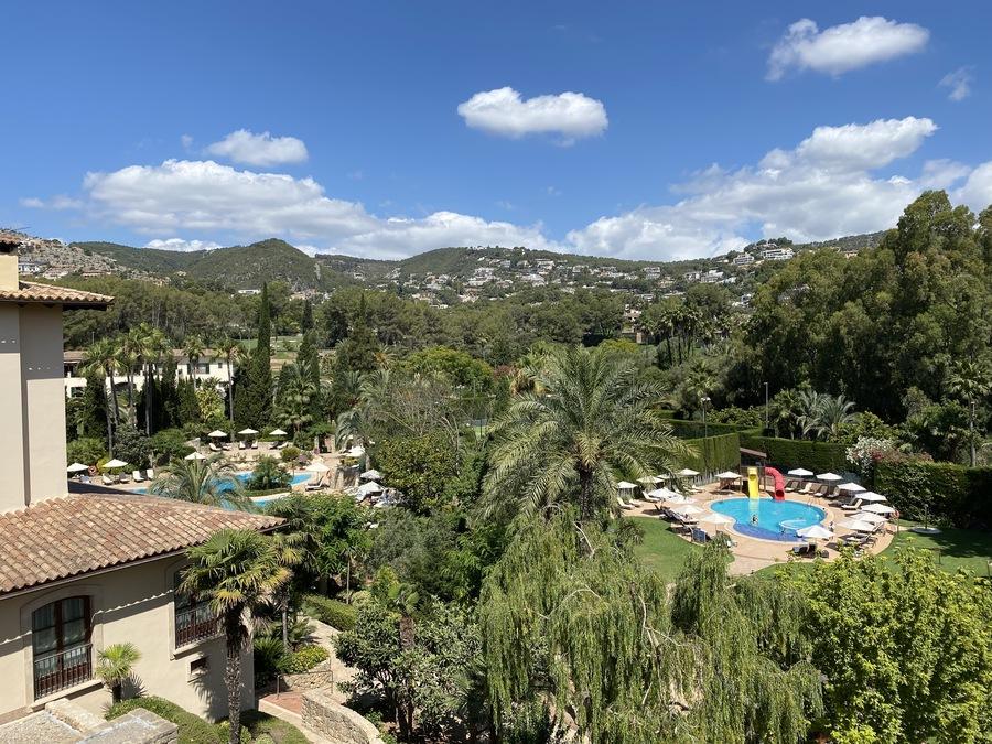Sheraton Mallorca Arabella suite view