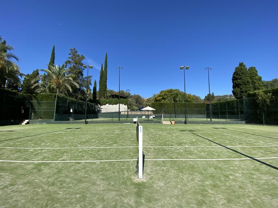 Sheraton Mallorca Arabella tennis