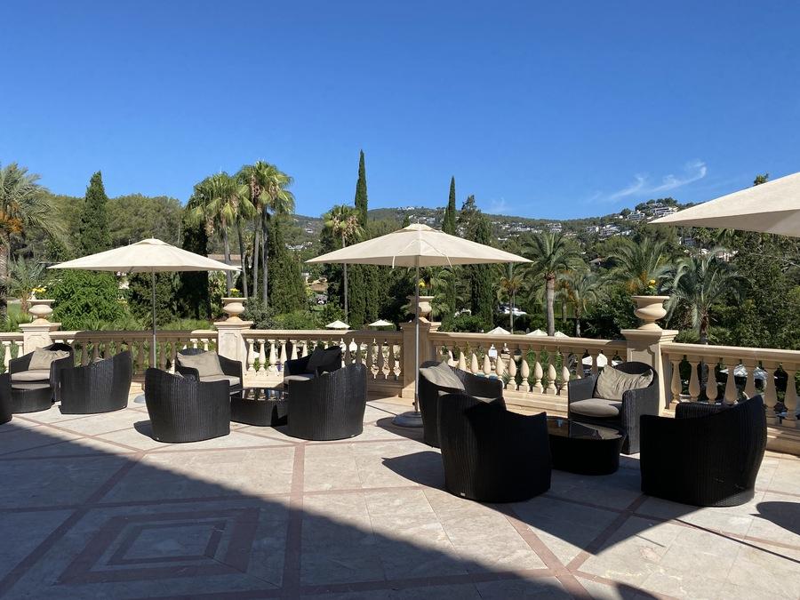 Sheraton Mallorca Arabella terrace