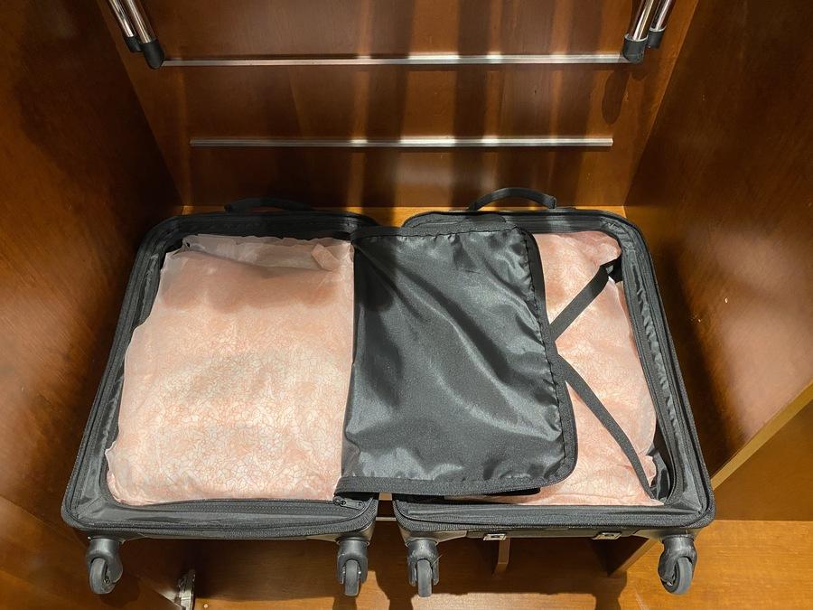St Regis Mardavall Butler packing service