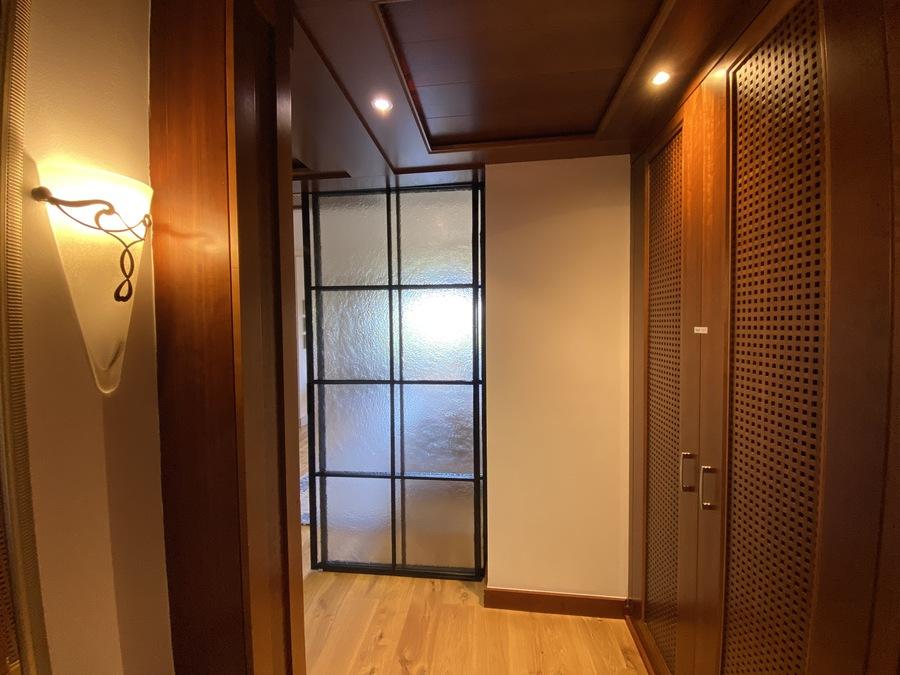St Regis Mardavall suite entrance