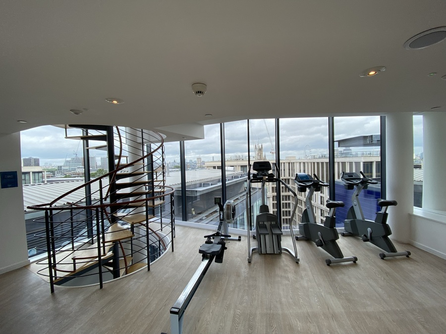 The Westminster London hotel gym