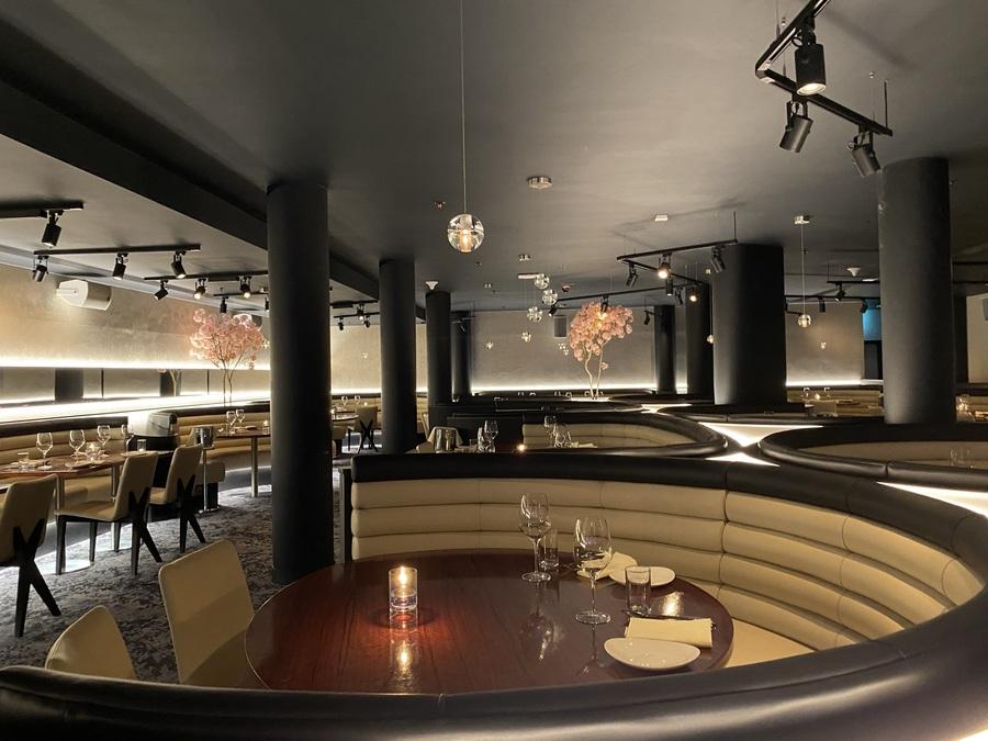 The Westminster London hotel stk restaurant