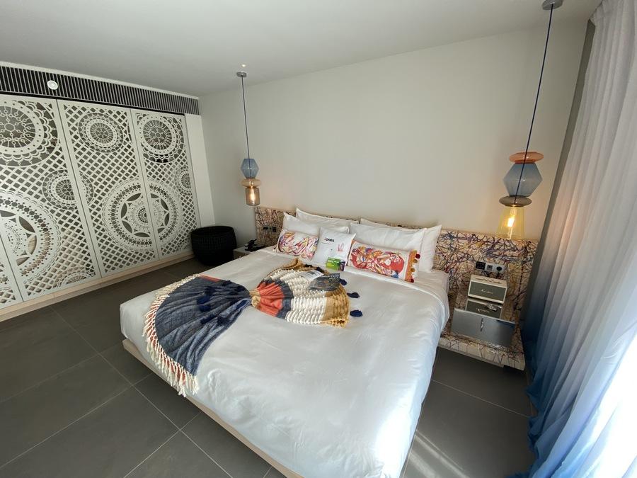 W Ibiza bed