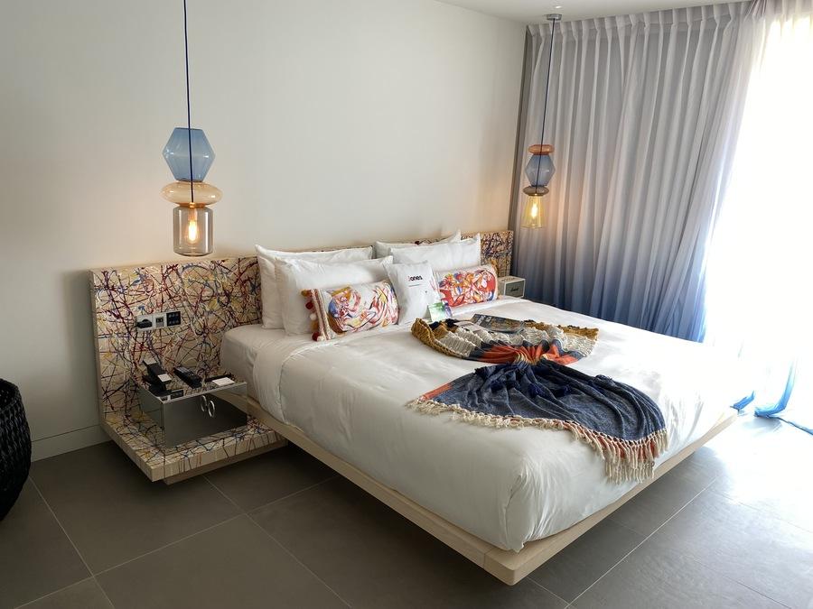 W Ibiza bedroom