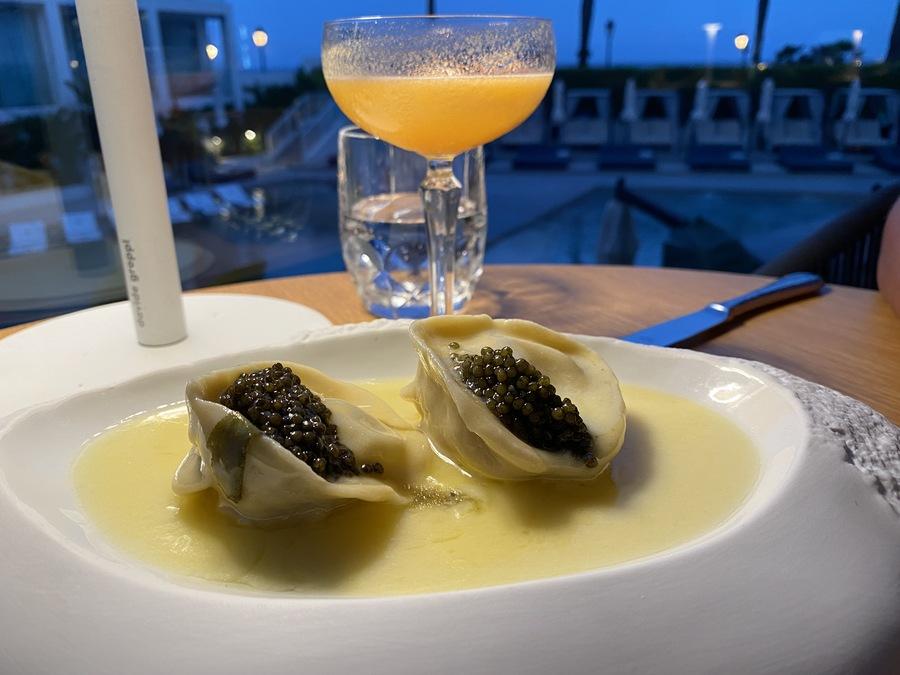 W Ibiza caviar baeri