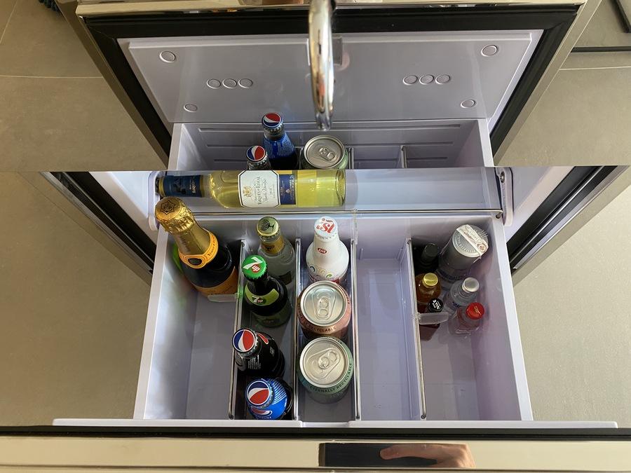 W Ibiza mini fridge