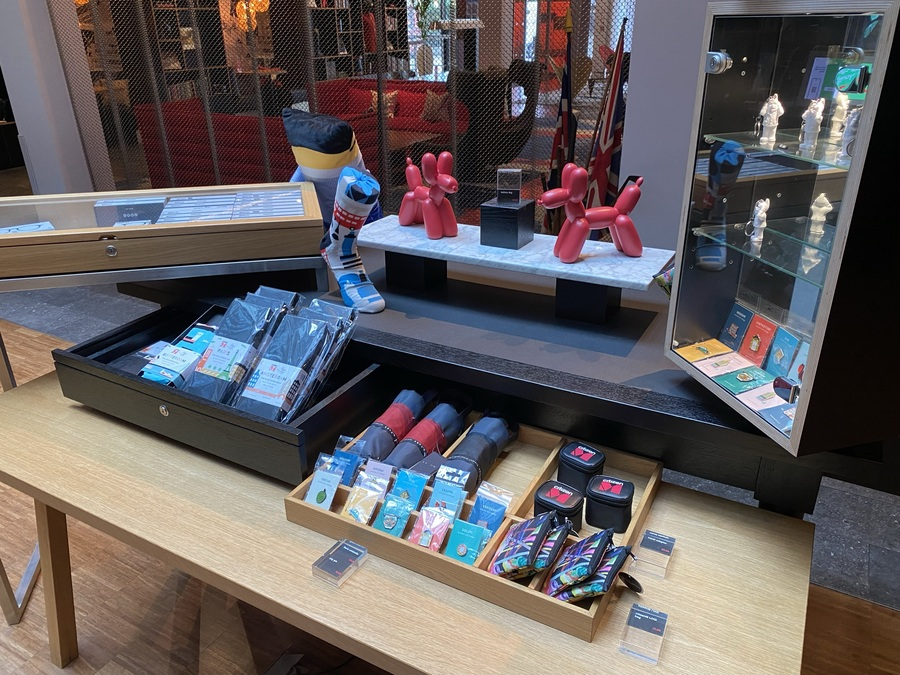 citizenM Tower of London shop