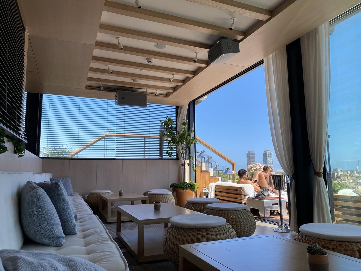 EDITION Barcelona rooftop