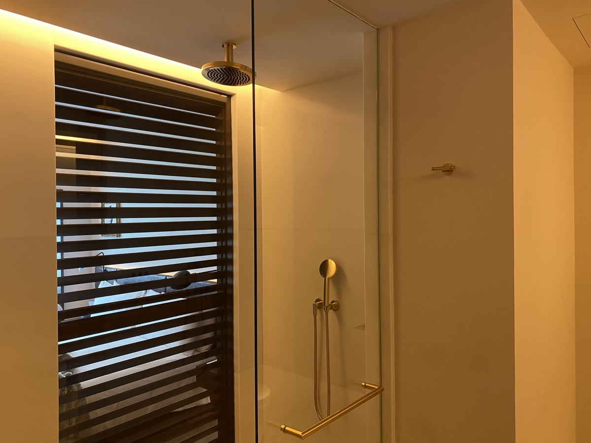 EDITION Barcelona shower