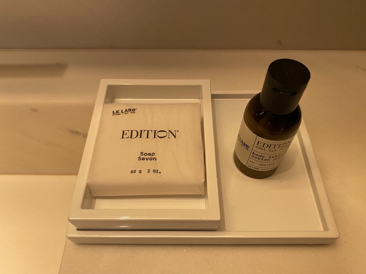 EDITION Barcelona soap