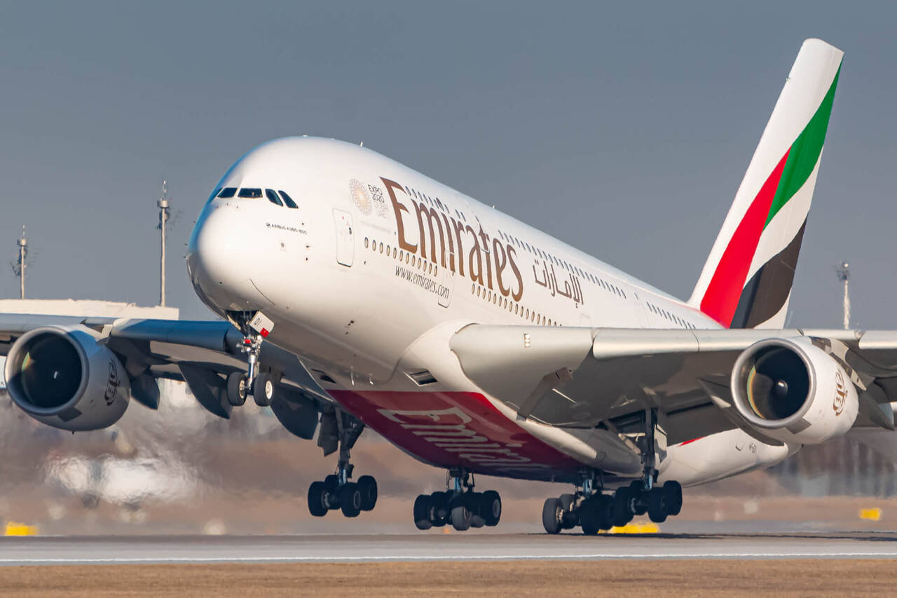 Emirates 2020 free Skywards miles