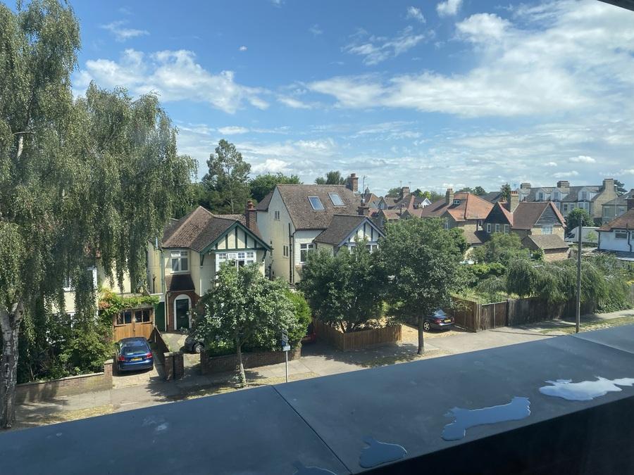 Fellows House Cambridge view