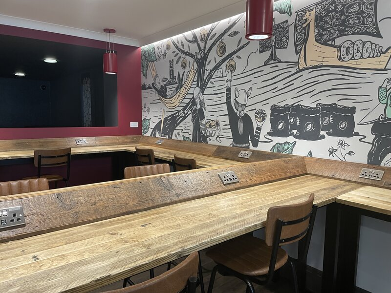 Review: the new LNER First Class Lounge at York railway station