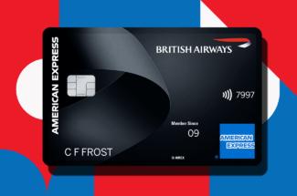 British Airways BA Amex Premium Plus American Express