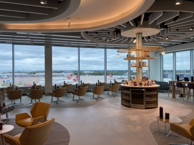 Manchester Terminal 2 1903 lounge view