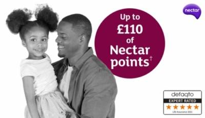 Sainsburys Bank life insurance Nectar offer