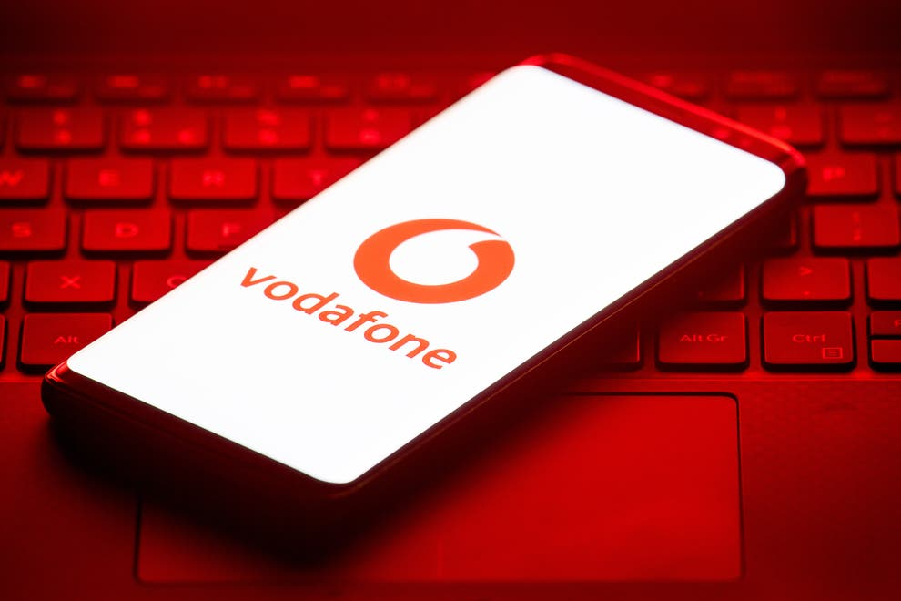 Vodafone introduces EU roaming charges