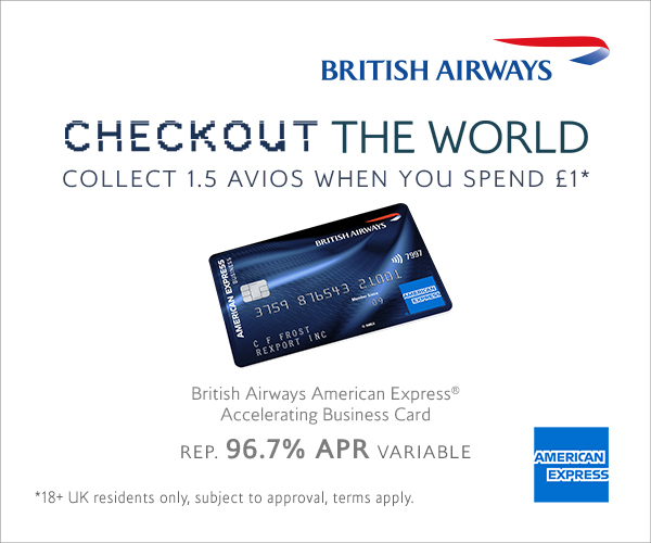 Amex Accelerating Business offer