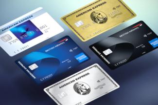 Amex American Express Platinum Gold BA British Airways ARCC floating cards personal
