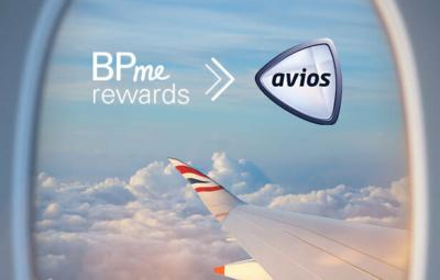 BPme Rewards and Avios
