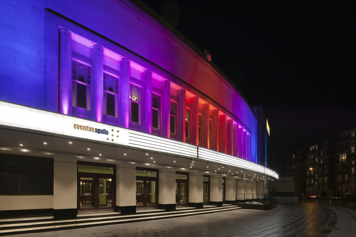 Accor Live Limitless events at Eventim Apollo Hammersmith