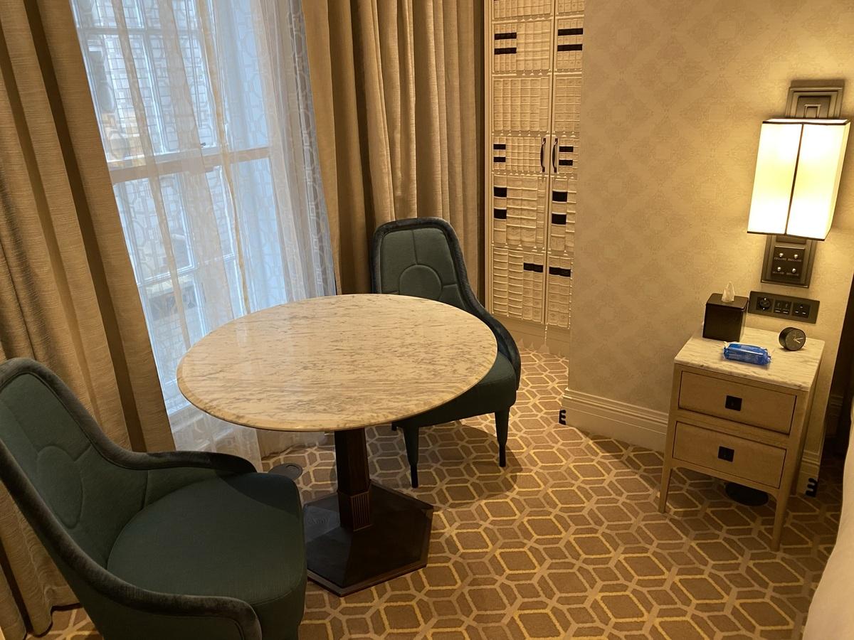 Great Scotland Yard Hotel desk
